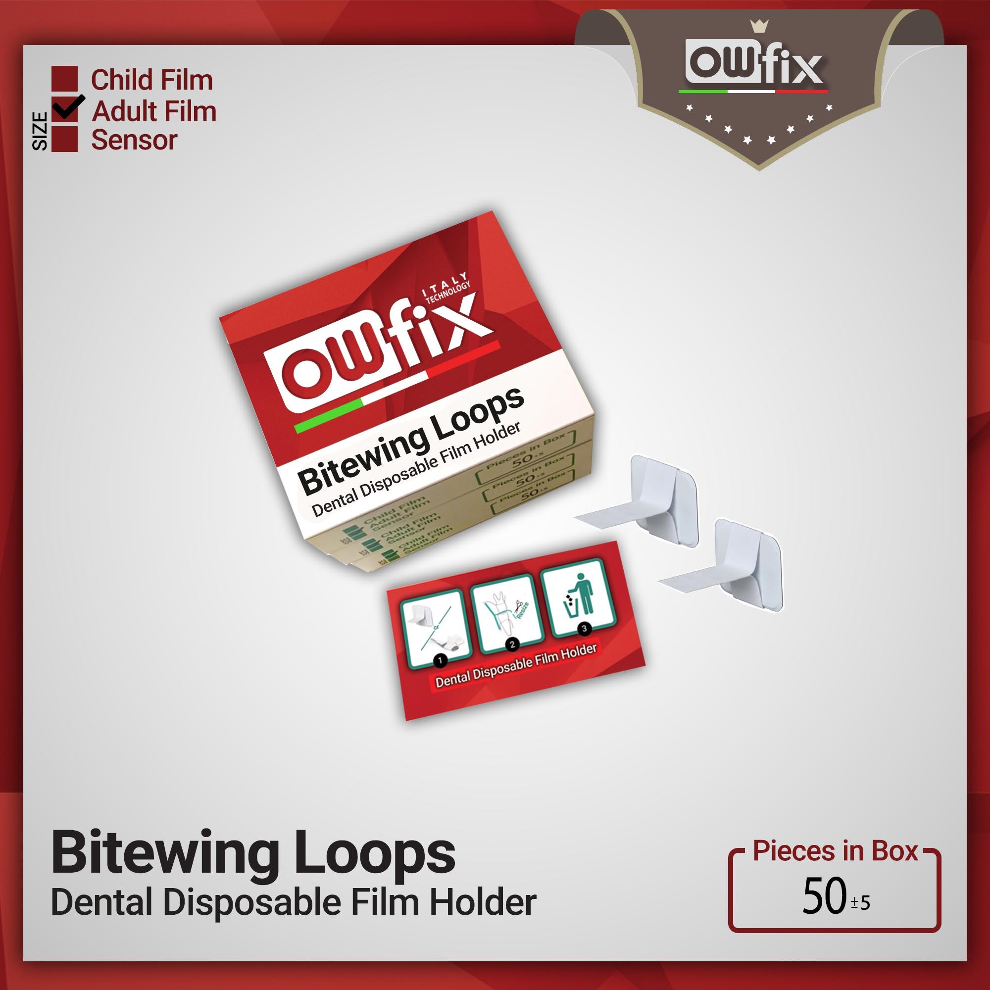 Dental Disposable Film Holder owfix